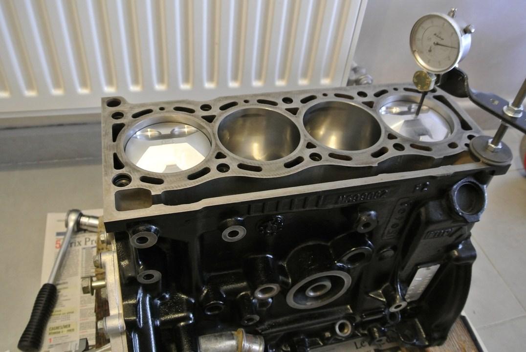 La voiture for Chambre de combustion moteur